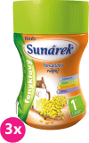 3x SUNÁREK Fenyklový rozpustný nápoj (200 g)