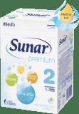 SUNAR Premium 2 (600 g) - kojenecké mléko