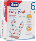 CHICCO Śliniaczki jednorazowe 40 szt.