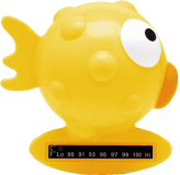 CHICCO Termometr do wanienki rybka pomarańczowy