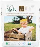 NATY NATURE BABYCARE 6 JUNIOR, 17 ks (16+ kg) - jednorazové plienky