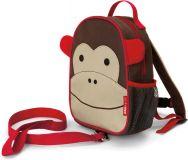 SKIP HOP Plecak Baby Zoo Małpa