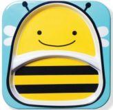 SKIP HOP Talerz Zoo Pszczoła