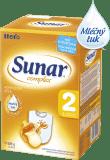 SUNAR Complex 2 (600 g) - kojenecké mléko