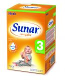 SUNAR Complex 3 (600 g) - dojčenské mlieko