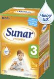 SUNAR Complex 3 BANÁN (600 g) - kojenecké mléko