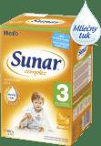 SUNAR Complex 3 BANÁN (600 g) – dojčenské mlieko