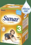 SUNAR Complex 3 VANILKA (600 g) – dojčenské mlieko