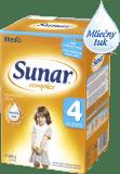 SUNAR Complex 4 (600 g) - dojčenské mlieko