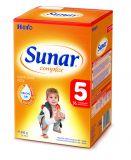3x SUNAR Complex 5 (600 g) – kojenecké mléko