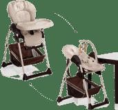 HAUCK Jedálenská stolička Sit N Relax Zoo 2018