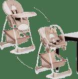 HAUCK Jídelní židlička Sit N Relax Giraffe 2018