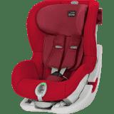 RÖMER Fotelik samochodowy King II LS (9-18kg) 2017 – Flame Red