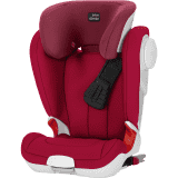 RÖMER KIDFIX XP SICT Fotelik samochodowy ISOFIX (15-36kg) - Flame Red 2018