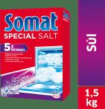 SOMAT 3xA Sůl 1,5kg - na automatické mytí nádobí