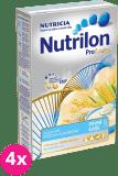 4x NUTRILON Profutura kaša mliečna ryžovo-kukuričná (225g)