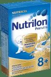 NUTRILON ProNutra mliečna kaša viaczrnná s ryžovými chrumkami 225g