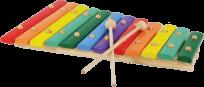 VILAC Dřevěný xylofón