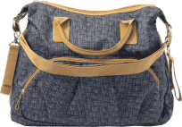 SUMMER INFANT Torba do przewijania na wózek – Charcoal Tan Tote