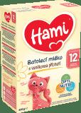 HAMI 12+ s príchuťou vanilky (600 g) – doojčenské mlieko