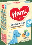 HAMI 24+ S príchuťou vanilky (600 g) – dojčenské mlieko
