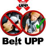 BELTUPP Komfortný a stabilizačný pás k detskej autosedačke