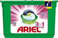 ARIEL Touch of Lenor Fresh 3v1 (14ks) – gélové pracie kapsuly