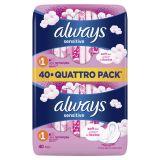 ALWAYS Ultra Sensitive Normal Quatro 40 ks - vložky