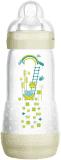 MAM Kojenecká láhev Anti-Colic 320 ml, 4+ měsíce – krémová