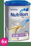 6x NUTRILON 3 ProFutura (800g) - kojenecké mléko