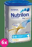 6x NUTRILON 1 Profutura (800g) - dojčenské mlieko