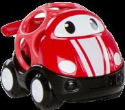 OBALL autko wyścigowe czerwone 18m+