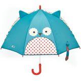 SKIP HOP Zoo dáždnik s okienkom na výhľad Sovička 3+