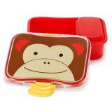 SKIP HOP Zoo Krabička na svačinu 700 ml Opička 3+