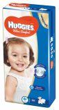 HUGGIES® Ultra Comfort 4+ (10-16 kg) 50 ks – jednorázové plienky