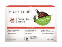 ATTITUDE Tabletki do zmywarki bez fosforanów (26 sztuk)
