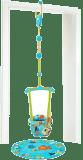 DISNEY BABY Hopsadlo do dverí Finding Nemo 2v1 6m +, do 12kg