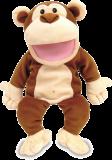 FIESTA CRAFTS Velký maňásek - Opička