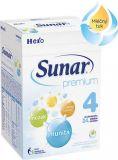 SUNAR Premium 4 (600 g) - dojčenské mlieko