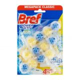 BREF Power Aktiv Lemon (3x50 g) - WC blok