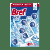 BREF Power Aktiv Ocean (3x50 g) - WC blok