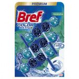 BREF Blue Aktiv Eucalyptus WC blok (3x50 g)