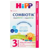 HIPP Junior Combiotik 3 dla małych dzieci po 1. roku 900 g – mleko modyfikowane