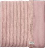 JOOLZ Essentials žebrovaná deka 75 x 100 cm Pink