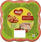 HAMI Malý Gurmán: Těstoviny s dušenou kýtou a rajčaty (230 g)