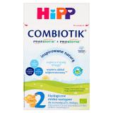 4x HIPP BIO Combiotik 2 dla niemowląt (6m+) 900 g – ekologiczne mleko następne