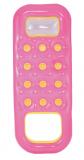 BESTWAY Nafukovací matrace s otvorem na nohy (185 x 74 cm) – růžová