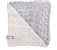 ZOPA Detská deka Melange 80x100 cm – Grey