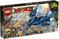 LEGO® Ninjago 70614 Blesková stíhačka