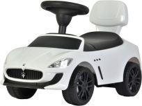 BUDDY TOYS Odrážedlo Maserati Grand Cabrio BPC 5131 - bílá